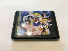 Sailor Moon: Pretty Soldier Sega Genesis-Video Game