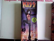 kiss destroyer model kit paul stanley