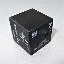 679-VAUXHALL OPEL CHEVROLET (08-16) 5-Pin Nero Relay GM 13306942 12V/PA66 1192