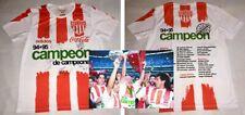 Necaxa Mexico 1994-95 Retro Jersey signed Champions Aguinaga Pelaez Lapuente