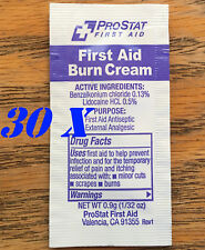30X ProStat First Aid Burn Cream with Lidocaine Pain Relief