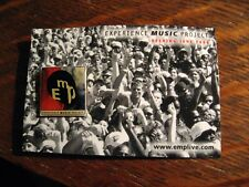 Experience Music Project Lapel Pin - 2000 Museum Of Pop Culture EMP MoPop Pin