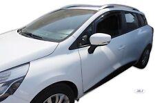 Renault Clio Grandtour 5 p 2012-prés Deflecteurs d'air Déflecteurs de vent 2pcs