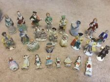 Huge lot of Colonial Figurines Made in Japan and Germany