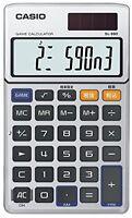 CASIO Invader Game Calculator Dentaku LCD G&W Game Watch SL-880-N LSI F/S wTrack