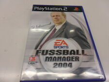 PlayStation 2  PS 2    Fussball Manager 2004     (4)