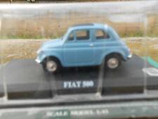 DIECAST FIAT  500  SCALA 143