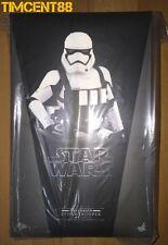 Hot Toys MMS318 Star Wars Force Awakens First Order Stormtrooper Heavy Gunner