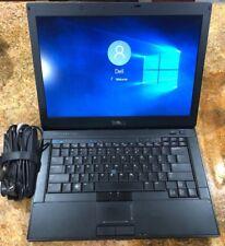 DELL LATITUDE E6410 LAPTOP 2.53 GHz i5 M540 4 GB 250 GB WINDOW 10 Pro