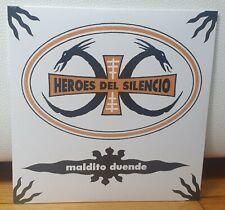 HEROES DEL SILENCIO - MALDITO DUENDE SINGLE VINILO REED. 2019 PRECINTADO BUNBURY