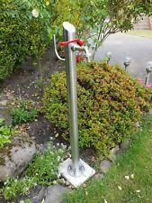 Design Edelstahl Wasserzapfstelle / Zapfstelle / Wassersäule / V2A