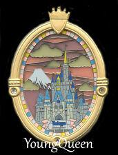 WDW Disney Happiest Celebration Cinderella Castle Tokyo Box Jumbo Le Pin