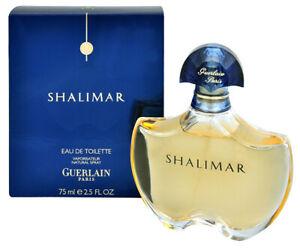 SHALIMAR by Guerlain 75ml EDT BNIB