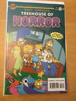 SIMPSONS TREEHOUSE OF HORROR 3 & 7, 1ST PRINTS, BONGO COMICS
