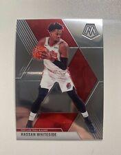 2019-20 NBA Panini Mosaic Base Card - Hassan Whiteside Portland #55