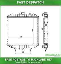 NRF 58364 4352 RADIATOR FOR LTI LONDON TAXI (CARBODIES) TX-I 2.7 DIESEL 1996-200
