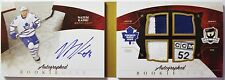 2010-11 THE CUP NAZEM KADRI Jersey CCM Tag PATCH AUTO ROOKIE RC Booklet 2/25 1/1