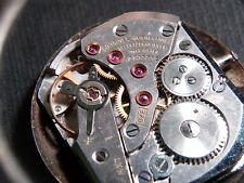 Longines 370 movement, working, vintage! no stem with dial/hands-VINTAGE