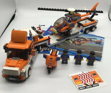 Lego City Helicopter Transporter Set 7686 From 2009