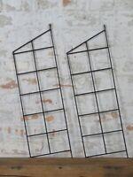 Mid Century String Era 60er Jahre Wandregal Regal Leitern Seitenteil Vintage SR6