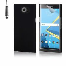 32nd Hard Shell Slim Case Cover For Blackberry Priv + Screen Protector & Stylus
