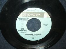 "Leo Diamond ""The Dream of Olwen/Sweet and Lovely"" 45"