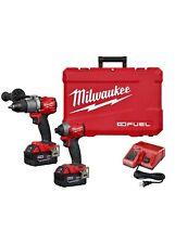 Milwaukee 2997-22 M18 FUEL Hammer Drill/Impact 2-Tool Combo Kit