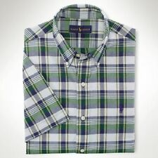 Ralph Lauren Short Sleeve Check Casual Shirts & Tops for Men