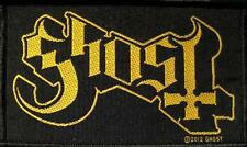 "GHOST PATCH / AUFNÄHER # 1 ""LOGO"""