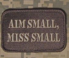 AIM SMALL MISS SMALL USA ARMY MORALE ACU LIGHT VELCRO® BRAND FASTENER PATCH