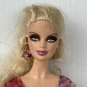 Barbie Holiday 2009 Doll Redressed for OOAK Play Custom Model Muse