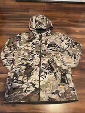 Under Armour Storm Brow Tine Barren Camo Jacket Men's Size XL [1355316-991] New