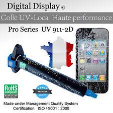 Uv Loca Glue Colle UV vitre Samsung Galaxy iPhone Front Glass Réparation LCD