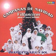NEW - Campanas De Navidad: Villancicos by Infantes En Azul Y Sol