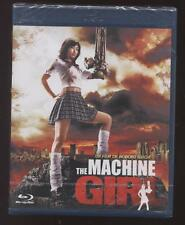 NEUF BLU RAY THE MACHINE GIRL SOUS BLISTER ACTION / HORREUR ALL ZONES