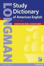Study Dictionary American English 2nd Edition Paper Longman