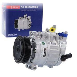 Compressore Aria Condizionata Originale DENSO VW Golf V Golf VI 1.6 1.9 2.0 TDI