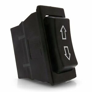 3 Position Rocker Switch with Arrows streets rods rat rods muscle cars hot rods