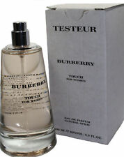 BURBERRY TOUCH BY BURBERRY 3.4 oz EDP SPRAY TESTER FOR WOMEN