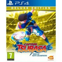CAPTAIN TSUBASA: RISE OF NEW CHAMPIONS DELUXE EDITION PREORDER  PLAYSTATION 4