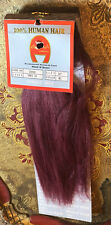 """New Auburn Care Free Collection Yaki (Human Hair) 10"""" Extension Sew In"""