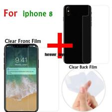 2pcs/Lot Clear Front + Back Film Screen Protector Guard Shield Film For iPhone X