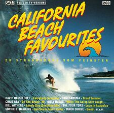 CALIFORNIA BEACH FAVOURITES / 2 CD-SET (COLUMBIA COL 473683 2) - NEUWERTIG