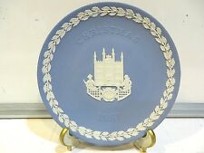 1987 Christmas Collector Plate - Guildhall London