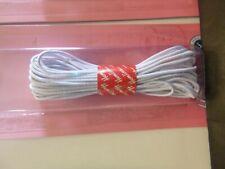 4 metres Black White Hat Elastic Stretch Cord Elastic Bridal Millinery Hair Ties