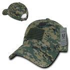 American Flag Hat Patriotic Pro Gun NRA USA United States Military MCU Camo Cap