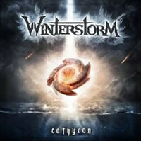 WINTERSTORM - CATHYRON (LIMITED FIRST EDITION)  CD NEW+