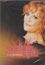 DVD - PETULA CLARK -  a l' Olympia