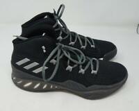 Adidas Men's Athletic Crazy Explosive Boost Basketball Sneaker Black US 12
