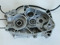 Crankcase Right Side Engine Case Oil Pump & Cover 1976 Yamaha Chappy LB80 II